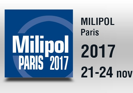 Participation in MILIPOL Paris 2017